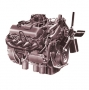 Detroit Diesel 8.2 Liter Engine In-Frame / Overhaul Rebuild Kit